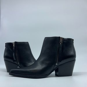 BNWB-Sam Edelman Bootie Black Modena Calf Leather
